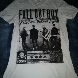 Tops - Fall Out Boy Tour T-shirt